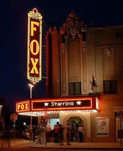 Fox-Sign