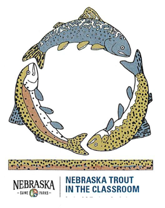Nebraska Trout in the Classroom logo